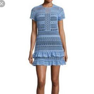 Parker short sleeve dress